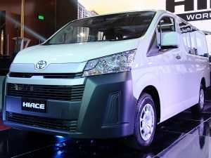58 A Toyota Hiace 2019 Overview