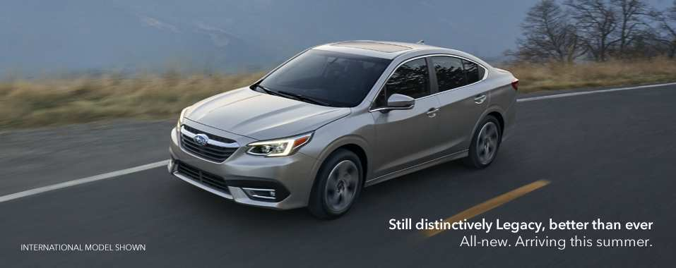 58 A When Will 2020 Subaru Legacy Be Available Review