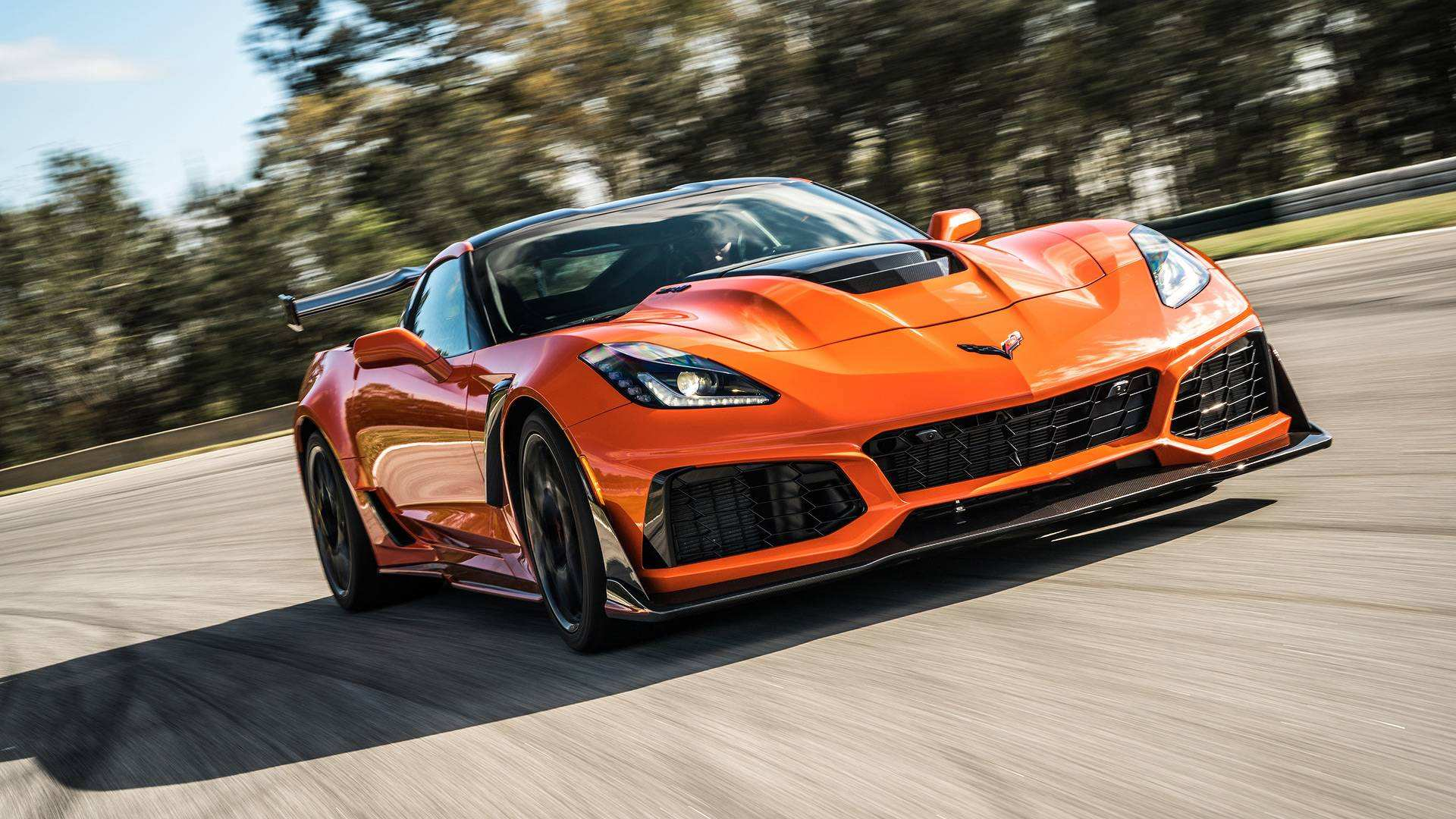 58 All New 2019 Chevrolet Corvette Zr1 Overview