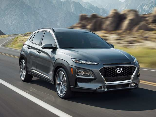 58 All New 2019 Hyundai Crossover Style