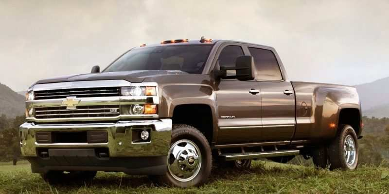 58 All New 2020 Chevrolet Dually Price Design and Review