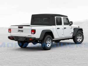 58 All New 2020 Jeep Gladiator Color Options Model