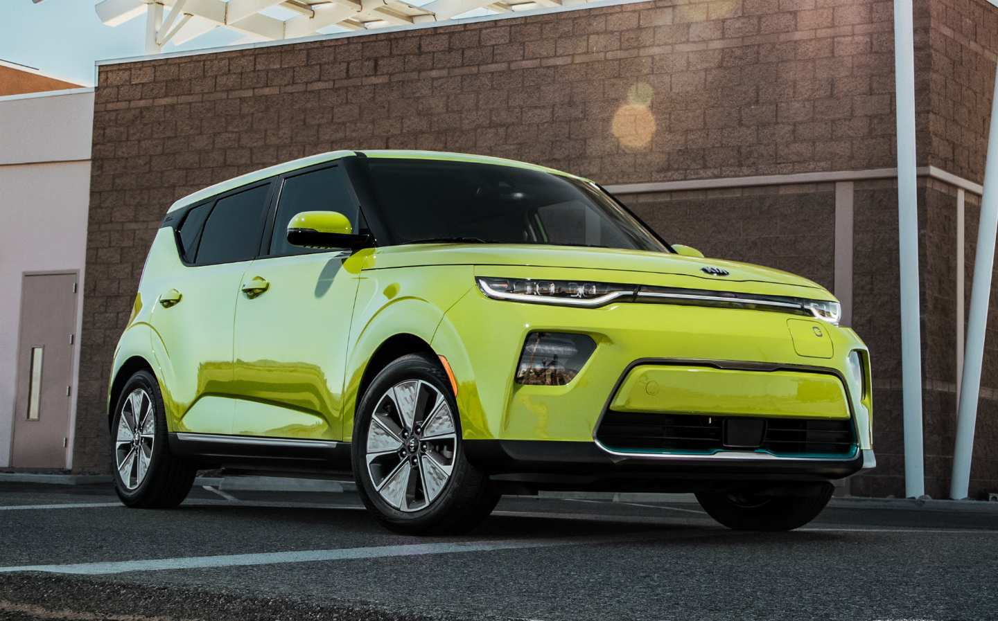 58 All New 2020 Kia Soul Ev Release Date Speed Test