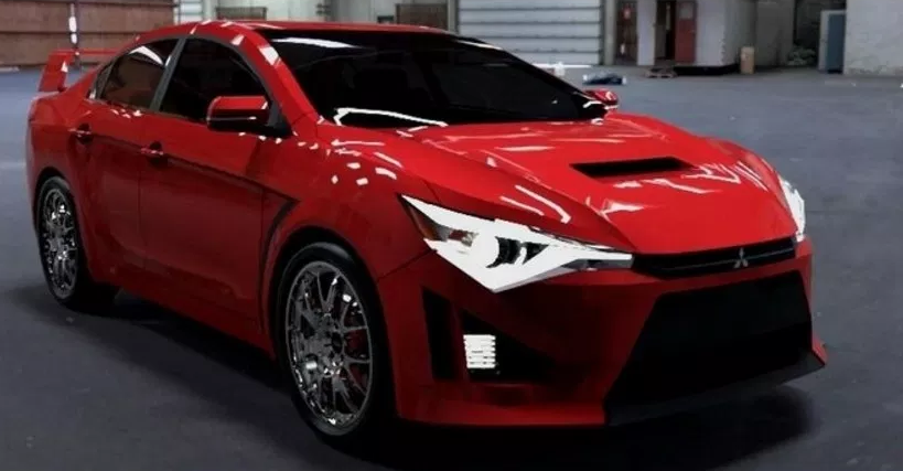 58 All New 2020 Mitsubishi Evo Exterior