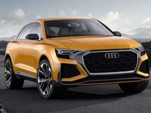 58 All New Audi Bakkie 2020 Interior