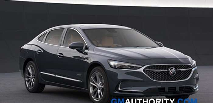 58 All New Buick Enclave Avenir 2020 Style