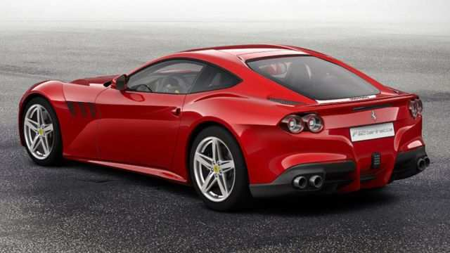 58 All New Ferrari Hybride 2019 Review And Release Date