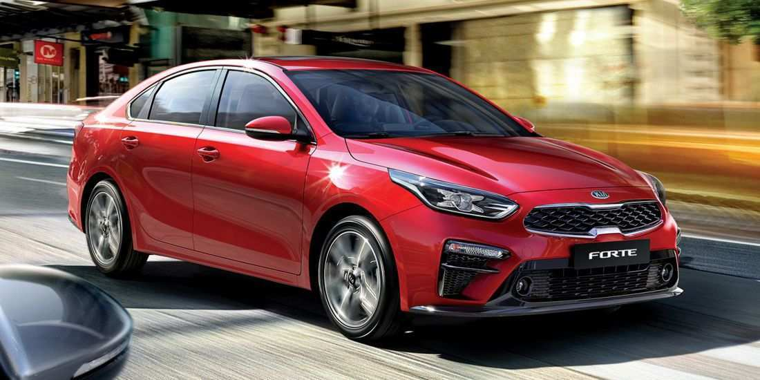 58 All New Kia 2019 Mexico Exterior