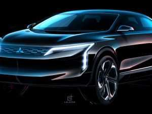 58 All New Mitsubishi News 2020 Redesign and Review