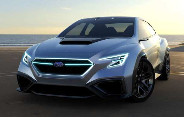 58 All New Subaru Electric 2020 Performance