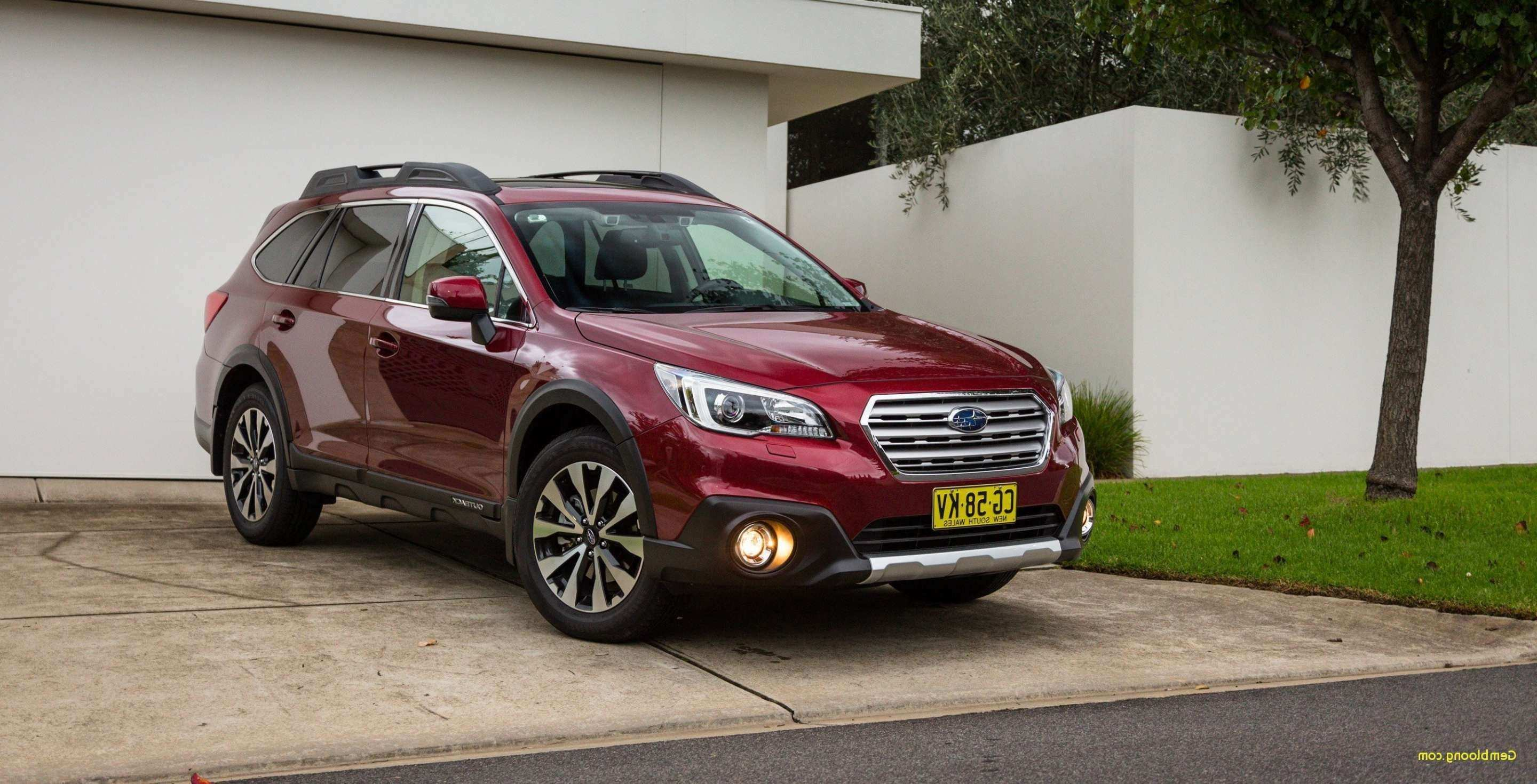 58 All New Subaru Outback 2020 Uk Speed Test