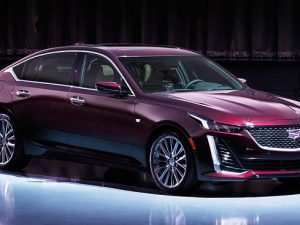 58 Best 2019 Cadillac Ct5 New Concept