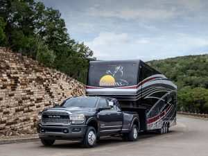 2019 Dodge 1500 Towing Capacity