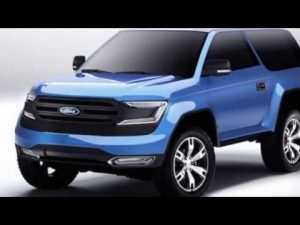 58 Best 2019 Ford Bronco Specs Performance
