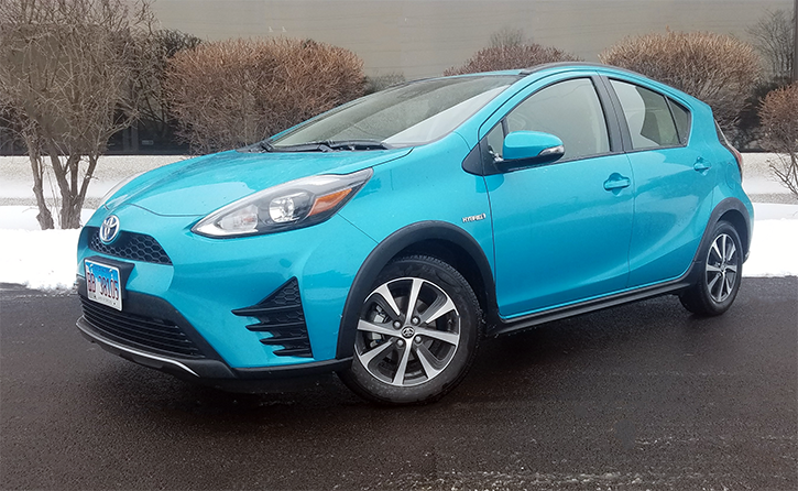 58 Best 2019 Toyota Prius C Review