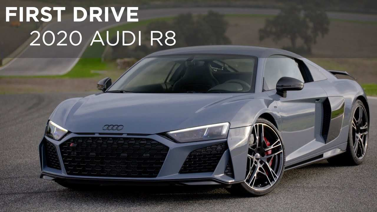 58 Best 2020 Audi R8 V10 Plus New Review