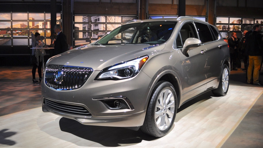 58 Best 2020 Buick Envision Release Date Performance And New Engine