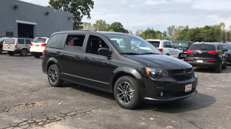 58 Best 2020 Dodge Grand Caravan Redesign Performance And New Engine