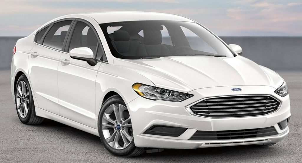 58 Best 2020 Ford Fusion Redesign Review