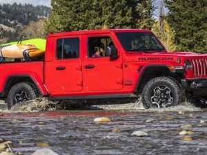2020 Jeep Gladiator Vs Tacoma