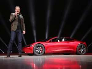 2020 Tesla Roadster Weight 3