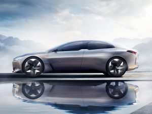 BMW All Cars Electric By 2020