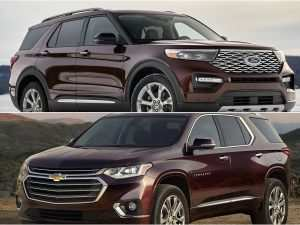 58 Best Chevrolet Traverse 2020 First Drive