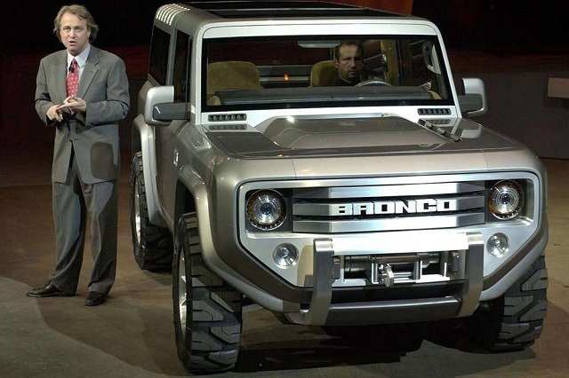 58 Best Interior Of 2020 Ford Bronco Picture