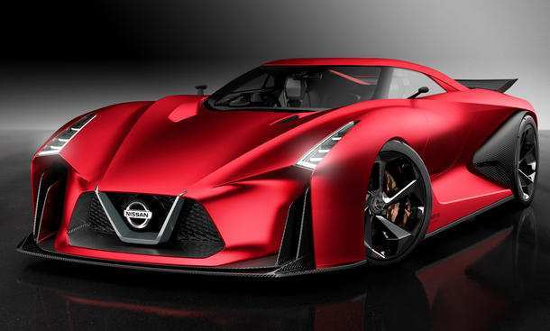 58 Best Nissan 2020 Vision Gt Concept And Review