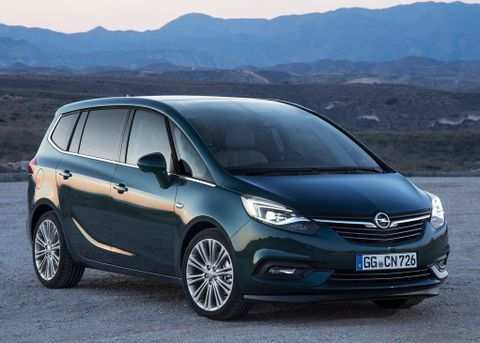 58 Best Opel Zafira 2019 Photos