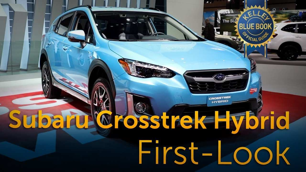 58 Best Subaru Hybrid 2020 Review And Release Date