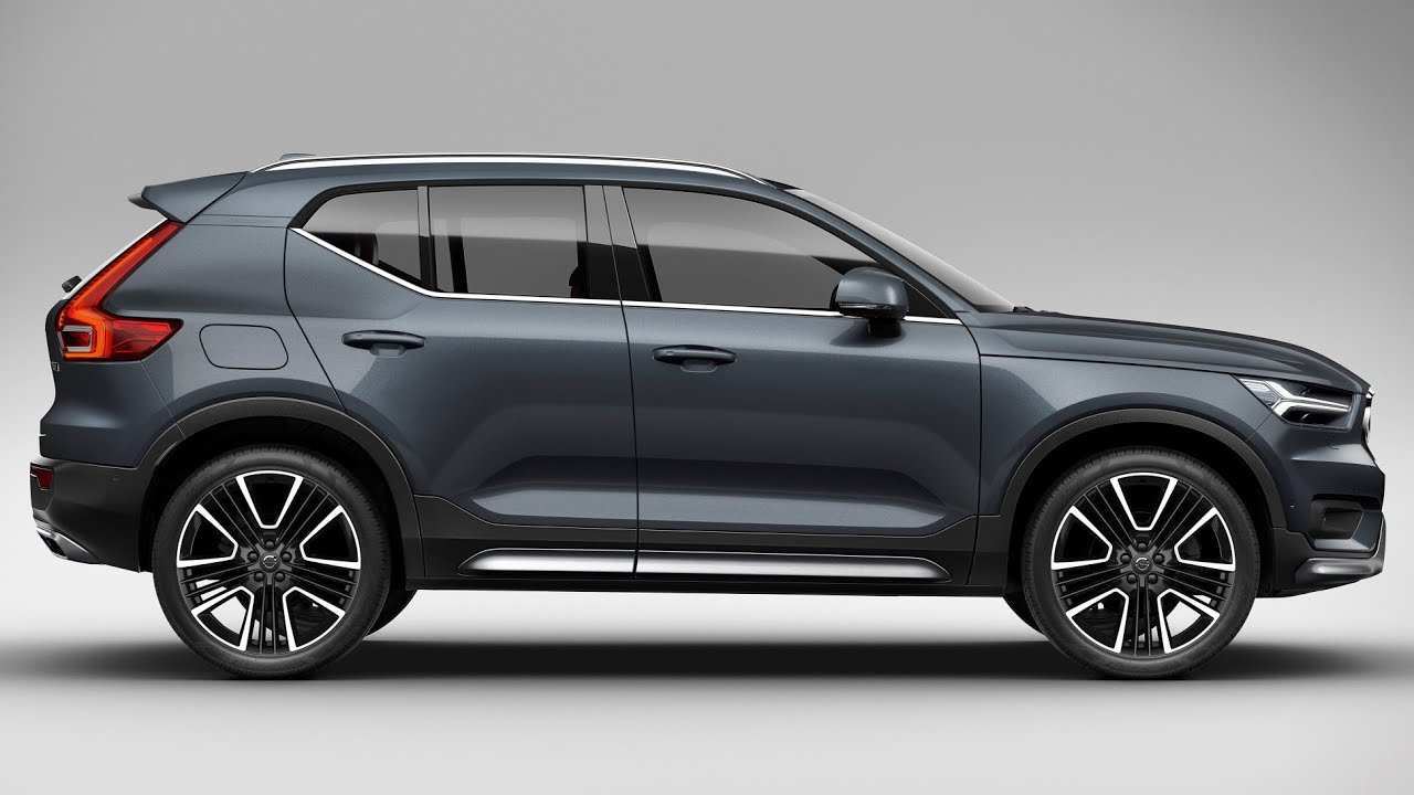 58 Best Volvo Xc40 Model Year 2020 Release Date
