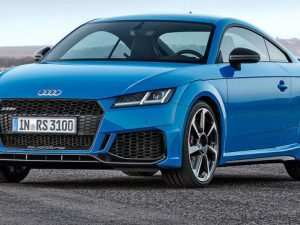 58 New 2019 Audi Tt Rs Rumors