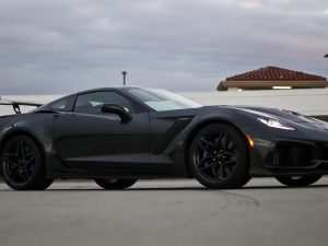 58 New 2019 Chevrolet Corvette Zr1 Price Images