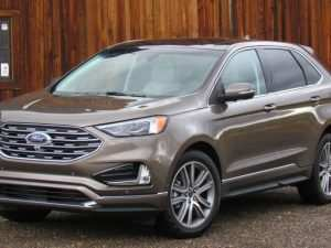 58 New 2019 Ford Edge Redesign and Concept