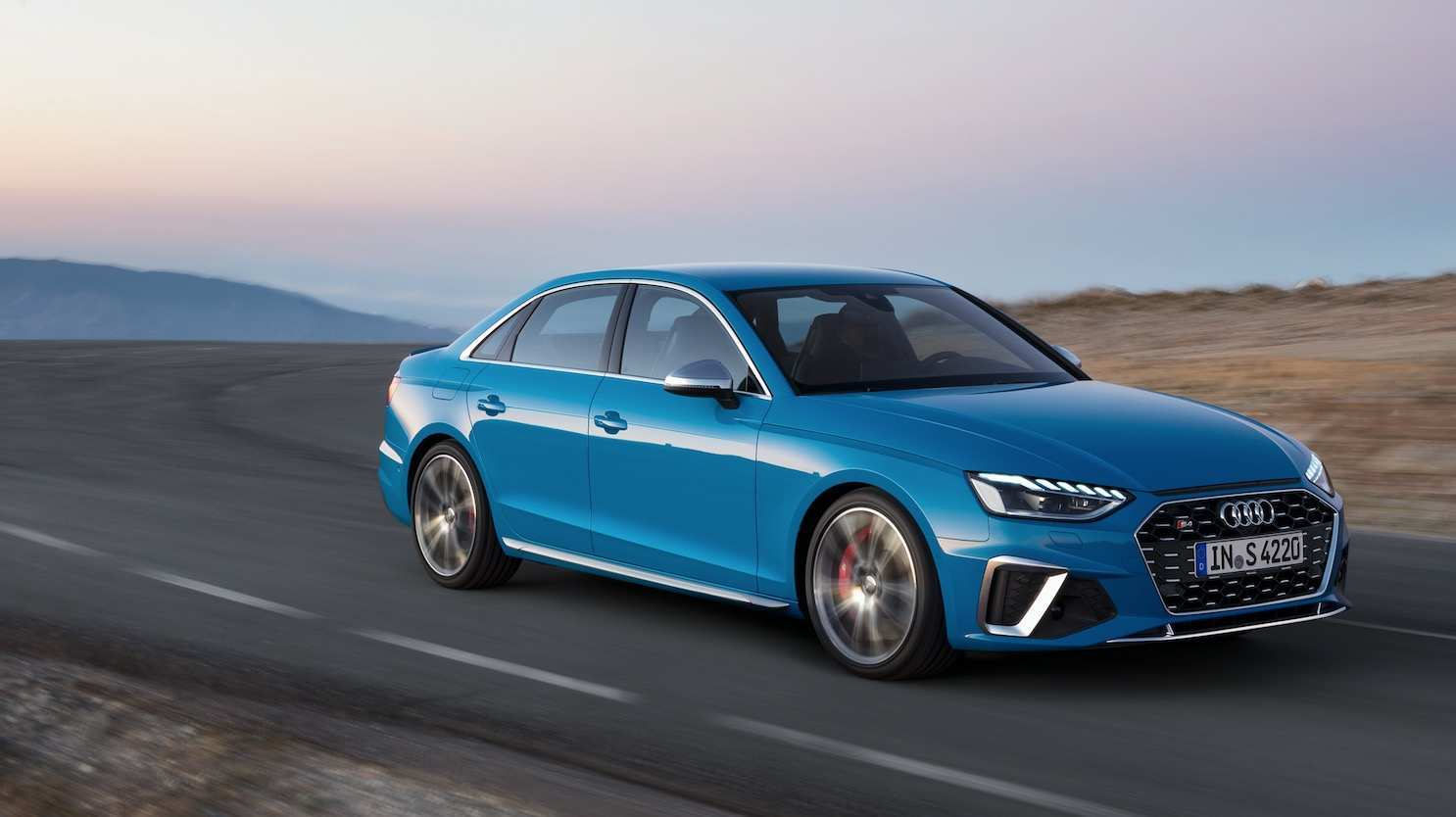 58 New Audi A4 S Line 2020 Redesign And Concept