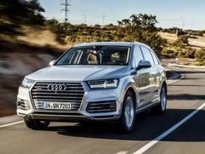 58 New Audi Q7 2020 Release Date Style