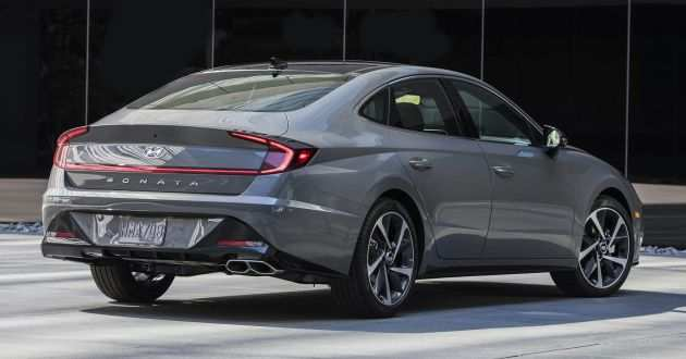 58 New Hyundai New 2020 Performance And New Engine