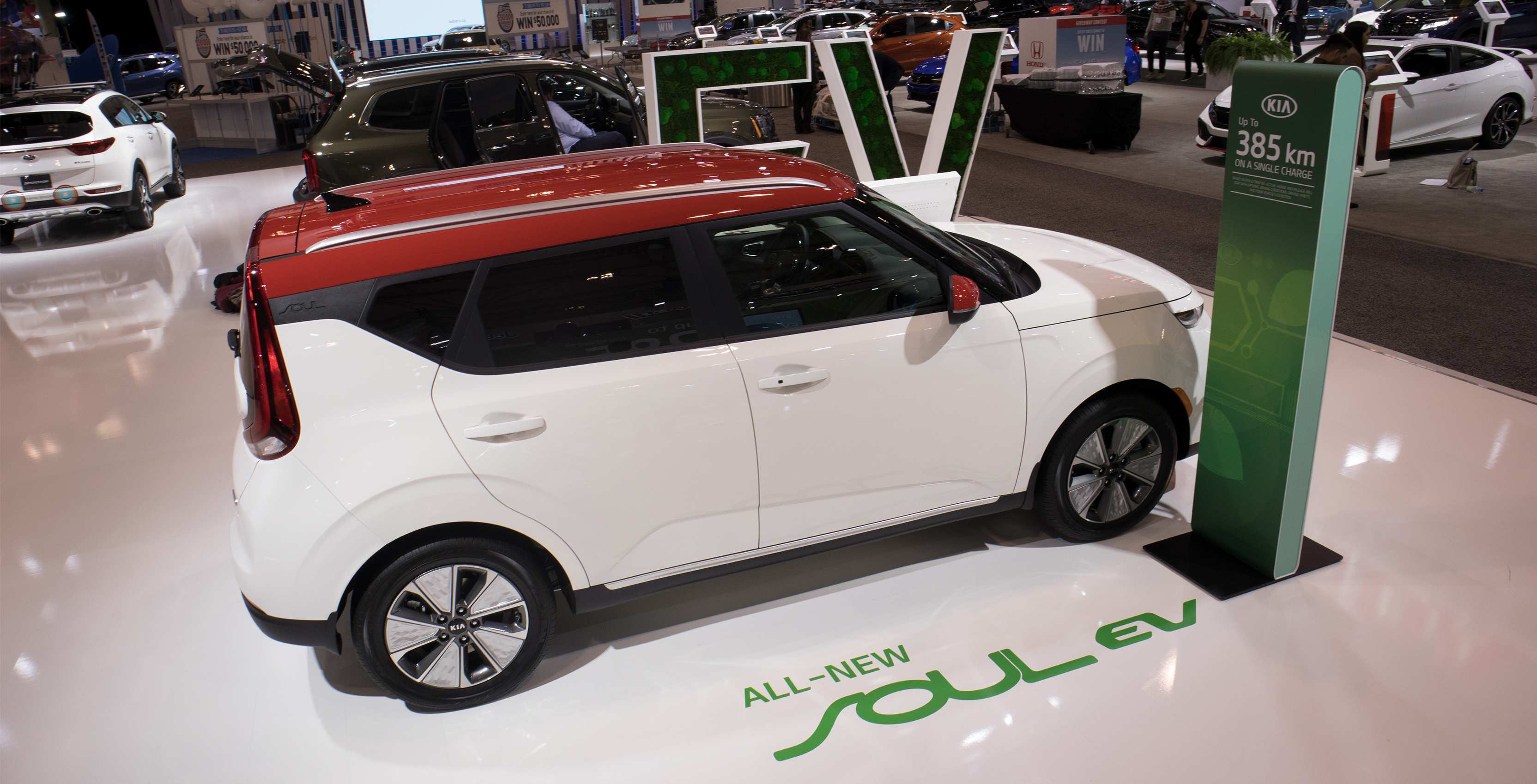 58 New Kia Soul Player X 2020 Overview