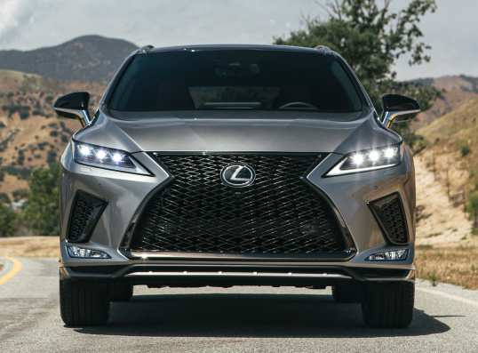 58 New Lexus Is 350 F Sport 2020 Concept And Review