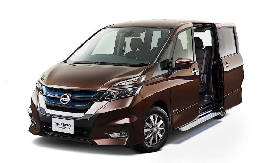 58 New Nissan Serena 2020 Release