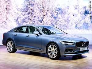 58 New Volvo S Safety Goal No Deaths By 2020 Exterior and Interior