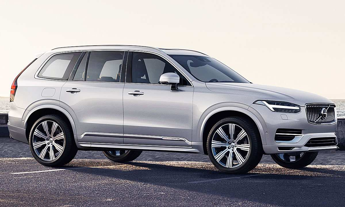 58 New Volvo V90 Facelift 2020 Configurations