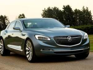 58 The 2019 Buick Park Avenue Research New