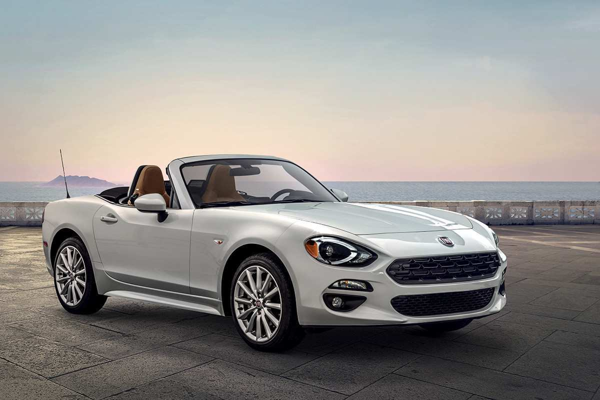 58 The 2019 Fiat Spider Price Design And Review