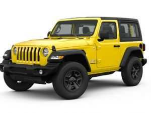 58 The 2019 Jeep Exterior Colors Specs