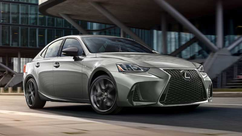 58 The 2019 Lexus Is Picture