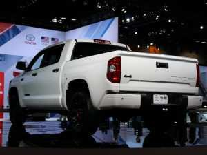 58 The 2019 Toyota Tundra News New Model and Performance