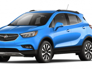 58 The 2020 Buick Encore Dimensions Exterior
