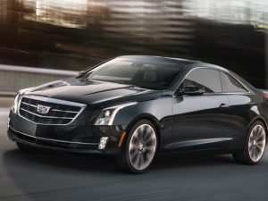 58 The 2020 Cadillac Ats Exterior